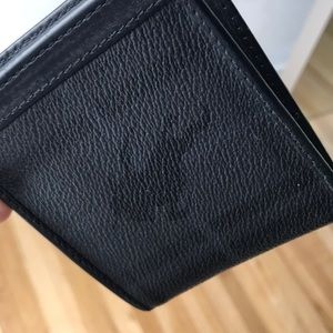 Burberry Haymaker Check Smoked Wallet